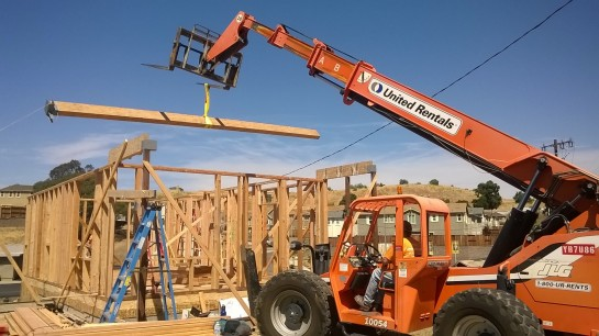 lowering the beam